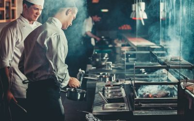 Same-Same, But Different: Sponsoring Cooks & Chefs