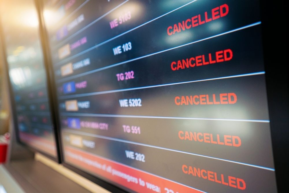 International Travel Restrictions Extended