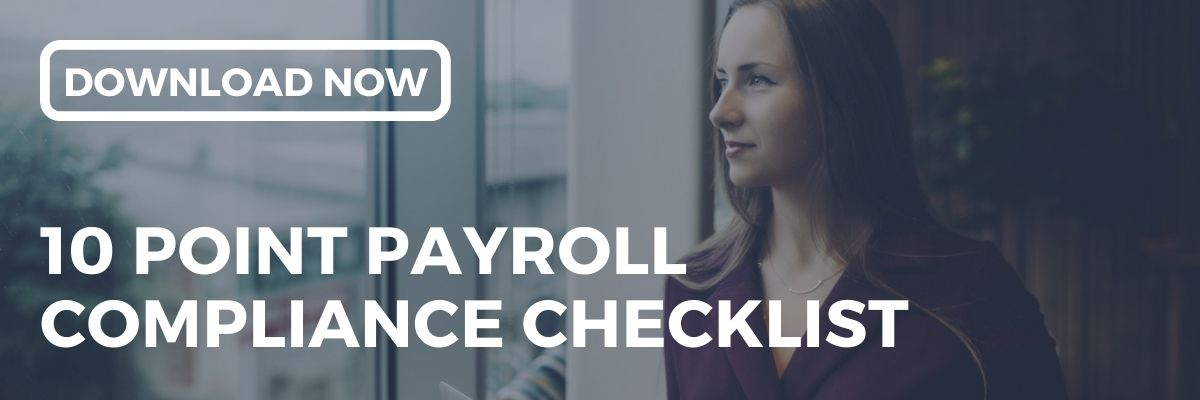 Be confident that your business is Payroll Compliant with Employment Innovations' Free 10 Point Payroll Compliance Checklist.