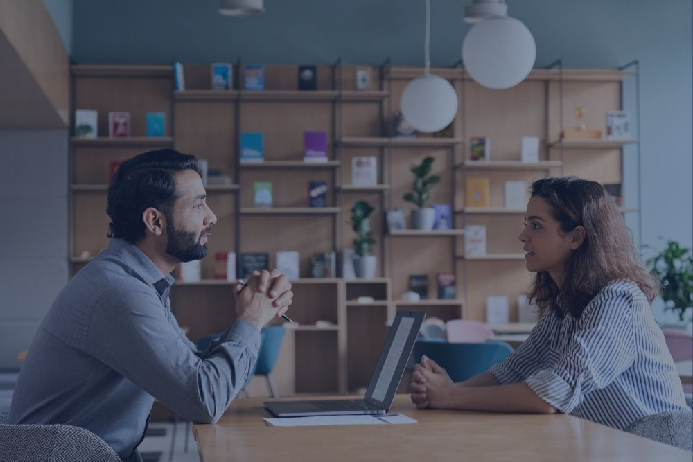 """Join Shane Duffy & Alana Bloom for our upcoming """"Simplifying HR for SMEs: Building a One Page HR Plan for Your Business"""" webinar being held at 11:00 am (AEST) on Thursday 19 August 2021"""